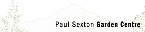Sexton Garden Centres: New and Existing Garden Centres Sought in Ireland and the South of England.